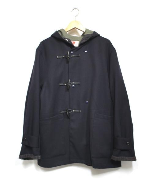 Engineered Garments(エンジニアードガーメンツ)Engineered Garments (エンジニアド ガーメンツ) ダッフルコート ネイビー サイズ:S 初期赤タグの古着・服飾アイテム
