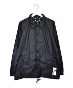 MASSES(マシス)の古着「リバーシブルコーチジャケット」|ブラック