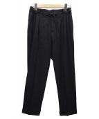 UNTITLED(アンタイトル)の古着「パンツ」|ブラック
