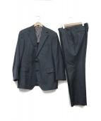 DURBAN(ダーバン)の古着「2Bセットアップスーツ」|グレー