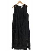 Paul Smith(ポールスミス)の古着「Denim Dress/デニムワンピース」|インディゴ