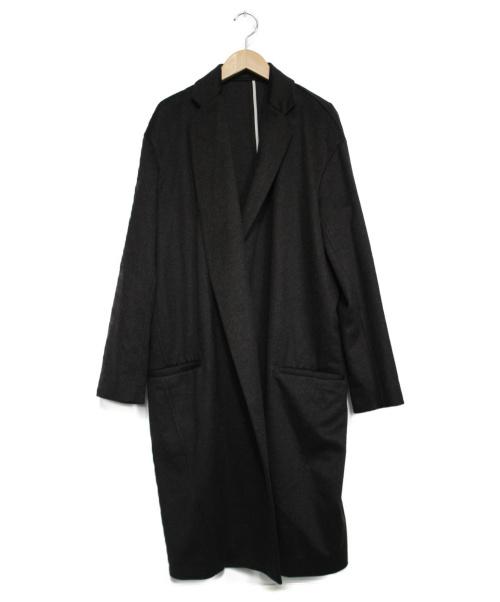 SEA(シー)SEA (シー) カシミヤチェスターコート ブラウン サイズ:Fの古着・服飾アイテム
