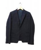 UNDERCOVERISM(アンダーカバイズム)の古着「ピークドラペルジャケット」|ブラック