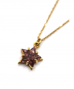 STAR JEWELRY(スター・ジュエリー)の古着「スターモチーフネックレス」