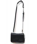 GIANNI CHIARINI(ジャンニ・キャリーニ)の古着「ショルダーバッグ」|ブラック