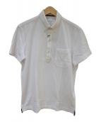 Paul Smith(ポールスミス)の古着「ポロシャツ」 ホワイト