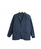 WORKERS(ワーカーズ)の古着「ラウンジジャケット」|ネイビー