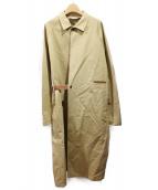 SUNSEA(サンシー)の古着「COLOMBO COAT 2」