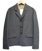 UNITED ARROWS & SONS(ユナイテッドアローズアンドサンズ)の古着「3Bジャケット」 グレー