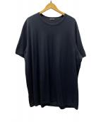 ()の古着「ビッグTシャツ」|ブラック