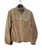 WILD THINGS(ワイルドシングス)の古着「フリースジャケット」|ベージュ