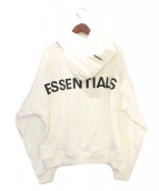 FOG ESSENTIALS(フェアオブゴット エッセンシャル)の古着「パーカー」|ホワイト