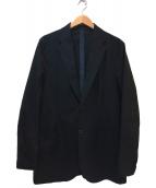 ABAHOUSE(アバハウス)の古着「ナイロン4WAY圧着ジャケット」|ネイビー
