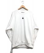 LEGENDA(レジェンダ)の古着「スウェット」|ホワイト
