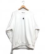 LEGENDA(レジェンダ)の古着「スウェット」 ホワイト