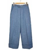 J&M DAVIDSON(ジェイエムデビッドソン)の古着「パンツ」|ブルー