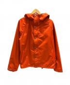 PHERROWS()の古着「マウンテンパーカー」|オレンジ