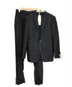 Calvin Klein PLATINUM(カルバン・クライン プラティナム)の古着「2Bスーツ」|ブラック
