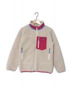 Patagonia(パタゴニア)の古着「レトロXフリースジャケット」 アイボリー