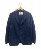 MOUNTAIN RESEARCH(マウンテンリサーチ)の古着「CPスクールジャケット」|ネイビー
