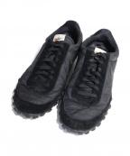 BLACK COMME des GARCONS×NIKE(ブラックコムデギャルソン×ナイキ)の古着「WAFFLE RACER '17」|ブラック
