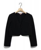 TOCCA(トッカ)の古着「NACKジャケット」|ブラック