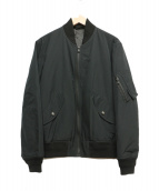 N.HOOLYWOOD(エヌハリウッド)の古着「MA-1ジャケット」|ブラック