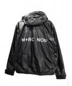 M+RC NOIR(マルシェノア)の古着「アノラックパーカー」 ブラック
