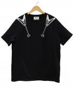 ACNE STUDIOS(アクネステュディオズ)の古着「半袖スウェット」|ブラック
