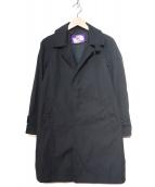 THE NORTH FACE PURPLE LABEL(ザノースフェイス パープルレーベル)の古着「65/35ベイヘッドクロスコート」|ブラック
