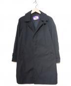THE NORTH FACE PURPLE LABEL(ノースフェイスパープルレーベル)の古着「65/35ベイヘッドクロスコート」|ブラック
