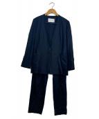 BALLSEY(ボールジィ)の古着「セットアップスーツ」|ブラック