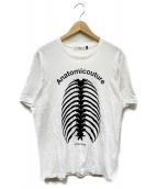 UNDERCOVERISM(アンダーカバイズム)の古着「Tシャツ」|ホワイト