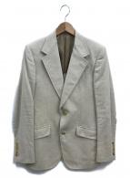 GUCCI(グッチ)の古着「リネン混ジャケット」|ベージュ