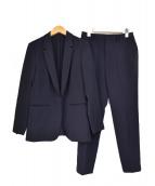 UNITED ARROWS(ユナイテッドアローズ)の古着「パンツスーツ」|ネイビー