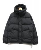 NANGA(ナンガ)の古着「City Explorer down jacket」|ブラック