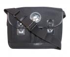 HUNTING WORLD(ハンティングワールド)の古着「ショルダーバッグ」|ブラック