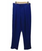 BERWICH(ベルウィッチ)の古着「テーパードパンツ」|ブルー