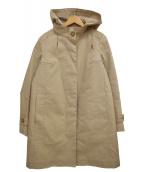 MACKINTOSH PHILOSOPHY(マッキントッシュフィロソフィー)の古着「フーデッドコート」|ベージュ