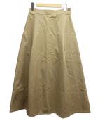 BARENA(バレナ)の古着「チノスカート」|ベージュ