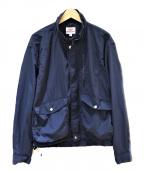 Battenwear(バテンウェア)の古着「ウィークエンドジャケット」 ネイビー