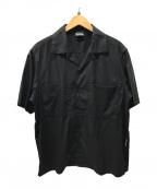 COLUMBIA BLACK LABEL(コロンビア ブラック レーベル)の古着「サンペドロベイショートスリーブシャツ」|ブラック