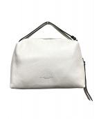 GIANNI CHIARINI(ジャンニ・キャリーニ)の古着「2WAYバッグ」|ホワイト
