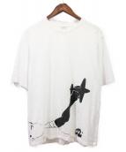 LOEWE(ロエベ)の古着「チャリティーTシャツ」 ホワイト