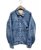 Ordinary fits(オーディナリーフィッツ)の古着「デニムジャケット」|インディゴ