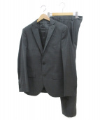 Luigi Bianchi Mantova(ルイジビアンキマントヴァ)の古着「2Bスーツ」|グレー