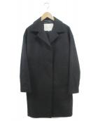 MACKINTOSH(マッキントッシュ)の古着「ウールコート」|ブラック