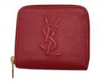 ()の古着「2つ折り財布」|レッド