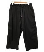 GRAMICCI(グラミチ)の古着「ギャババルーンパンツ」|ブラック