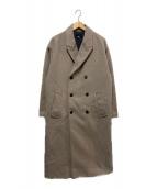 HARE(ハレ)の古着「CSP Dオーバーコート」|グレー